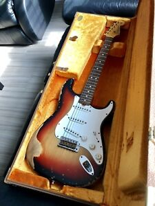 Fender Stratocaster Custom Shop 1964 Relic