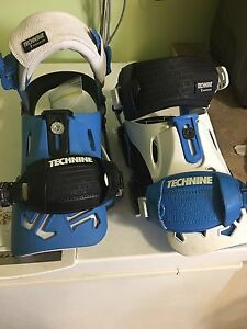 Tech nine bindings