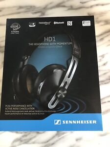 Sennheiser HD1 Noise Cancelling Headphones with Bluetooth