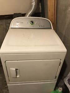Washer and dryer - moving sale - great price!