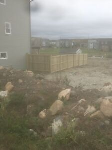 NEED A WOOD FENCE REPAIRED OR INSTALLED ? CALL 9025809552
