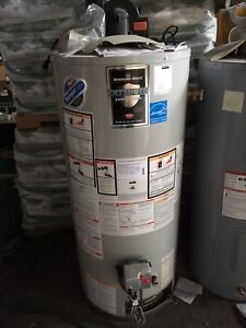 Brand New Gas Water Tanks