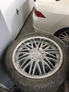 20 ich mags (was on Acura MDX)