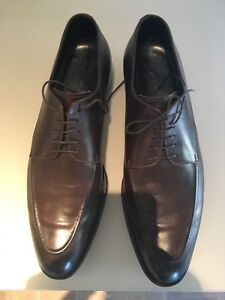 Ermenegildo Zegna Mens Shoes Sz 8.5