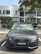 Audi A4 1.8TFSI 2010 LOW KMS (under 70k) AMAZING CONDITION & LONG REGO Bankstown Bankstown Area Preview