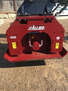 New Allied 4000 vibrator packer