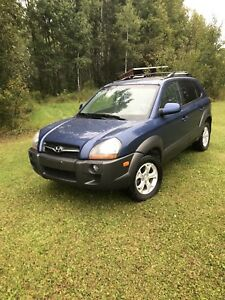 2009 Hyundai Tucson limited edition, fully loaded