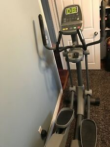 Elliptical trainer- excellent quality and condition