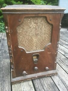 Antique General Electric Radio S 22-A
