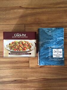 Cook book and Recipe Cards New