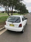 Toyota starlet Manual 5 months rego Logbooks Edmondson Park Liverpool Area Preview