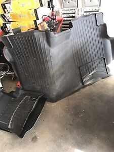 Weather tech front mats fits Ford F-150