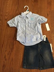 Boys Size 24 Month Kenneth Cole Set