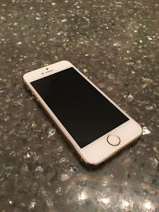 IPHONE 5S LOCKED (FIDO)