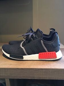 Adidas NMD Grey / Red size 11