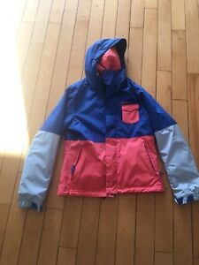 Youth girl jacket size 12 by O'Neil.