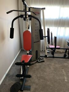 Weider pro 4250 home Gym machine