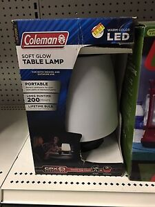 Coleman Soft Glow Table Lamp