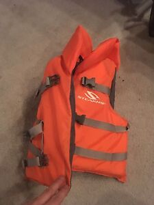 Life jackets infant,youth,adult wet suit