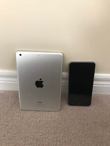 iPhone 6 Plus, iPod Mini and Sony dock spakers