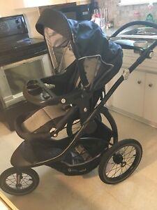 BabyTrend Jogging Stroller (no car seat)
