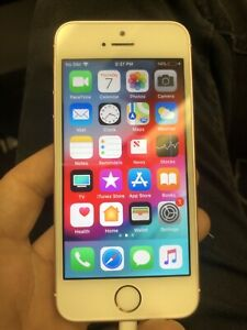iPhone SE 64GB Rose Gold Factory Unlocked