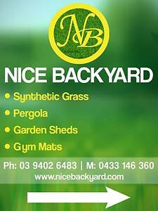30mm and 40mm Synthetic Grass/ Artificial Turf Sale Campbellfield Hume Area Preview