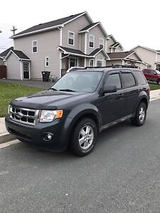 2009 Ford Escape xlt loaded v6 with remote start