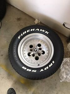 Tires and rims $1200
