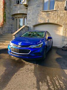 2017 Chevrolet Cruze LT Convenience & Technology package