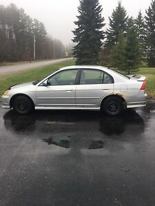 Honda Civic 5 speed
