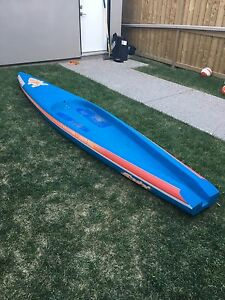 2014 Starboard Sprint - Brushed Carbon Paddle Board