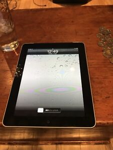iPad 16 gb (wifi+ cellular)