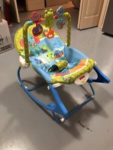 Fisher Price instant to Toddler Rocker