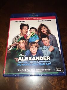 Alexander And The Terrible Horrible No Good Very Bad Day Disney