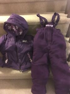 Size 5T jacket and snow pants