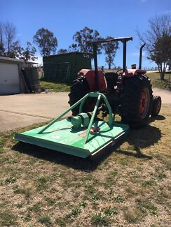 Massey Feguson 175 With Impements