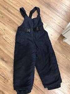 3x-4T ski pants