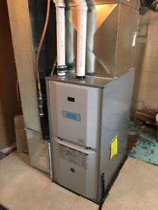 Furnace and AC units