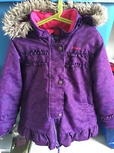 Girls winter jacket size 6x