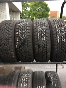 205/55R16 Goodyear Ultragrip Winter