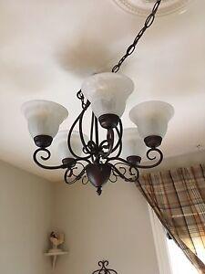 Luminaire chandelier