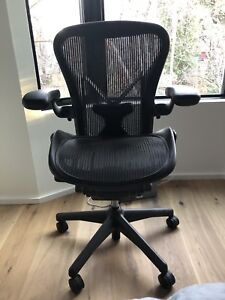 Aeron Chair by Herman Miller SIZE B