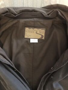 Outback oil skin jacket