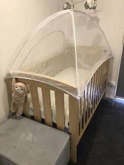 Baby hood cot canopy & Stand alone Cot canopy | Cots u0026 Bedding | Gumtree Australia ...