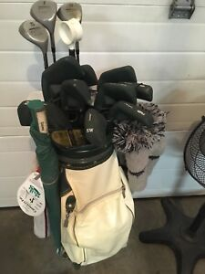 Right hand clubs