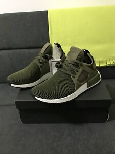 Adidas nmd xr1 olive size 11