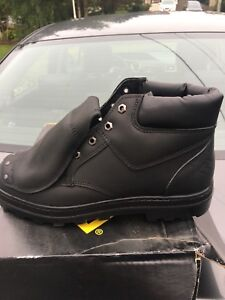 Work boots - Terra with Metatarsal