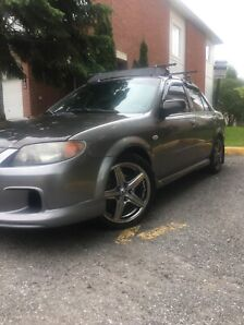 Mazdaspeed protege 2.0 turbo