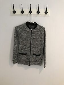Roots Bomber | Size XS